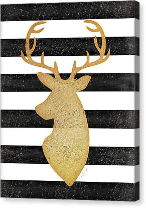 Deer II Canvas Print