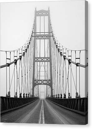 Deer Isle Bridge Canvas Print