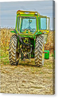Deere 3 Canvas Print by Baywest Imaging