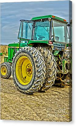 Deere 4 Canvas Print by Baywest Imaging