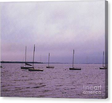 Delaware Harbor Canvas Print