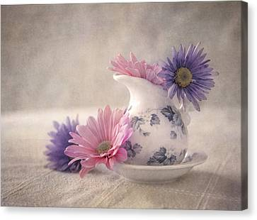 Delicate Delight Canvas Print by Dale Kincaid