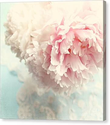 Delicate Canvas Print by Sylvia Cook