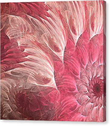 Delicately Canvas Print by Lourry Legarde