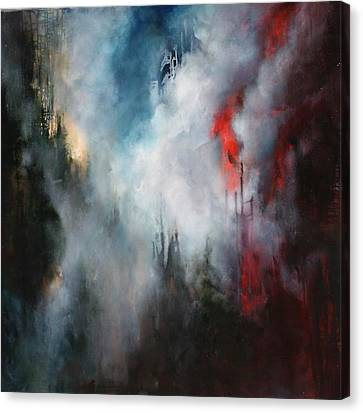 Delusions Of  Granduer Canvas Print by Lissa Bockrath