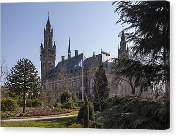 Den Haag Canvas Print by Joana Kruse