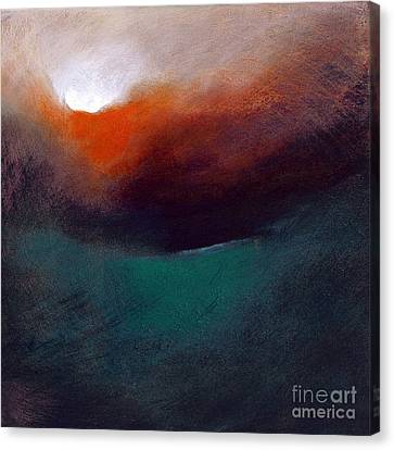 Depth Charged Canvas Print by Neil McBride