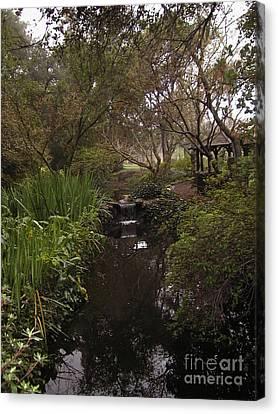 Descanso Gardens 2 Canvas Print
