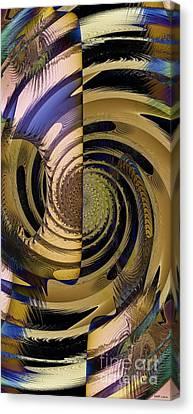 Desert Twist Canvas Print