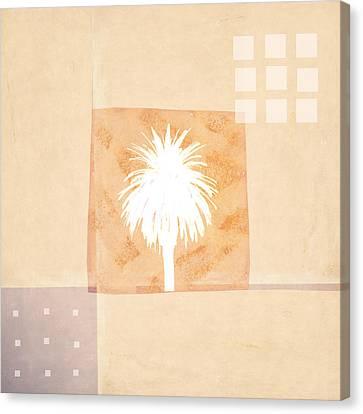 Desert Windows Canvas Print by Carol Leigh
