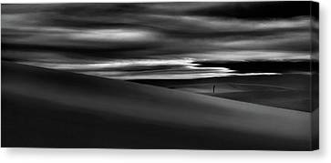 Deserts Are The Soul Of The World ... Canvas Print