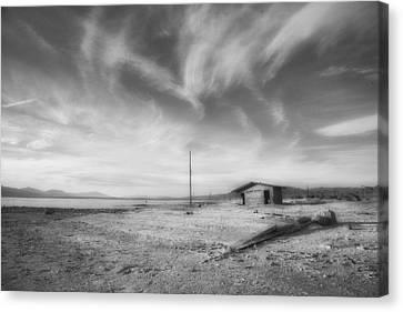 Desolation Canvas Print by Hugh Smith