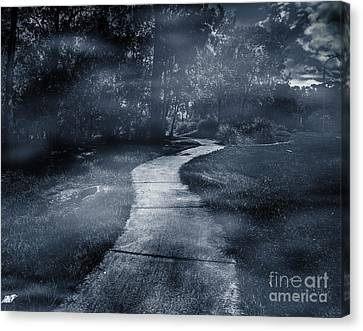 Destination Unknown Canvas Print by Jorgo Photography - Wall Art Gallery