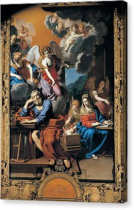 Desubleo Michele Michele Desoubleay Canvas Print by Everett