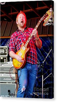 Devon Allman Canvas Print