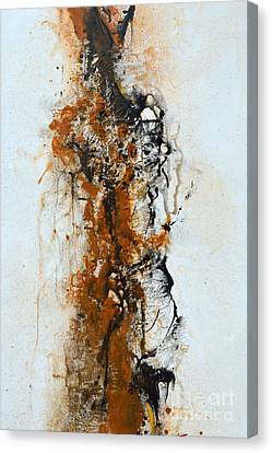 Die Trying - Abstract Canvas Print