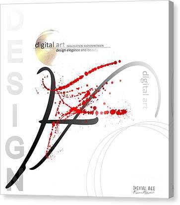 Digital Art 3.0 Canvas Print by Franziskus Pfleghart