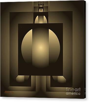 Digital Design 619 Canvas Print by Nedunseralathan R