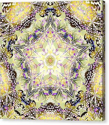 Digmandala Simha Canvas Print