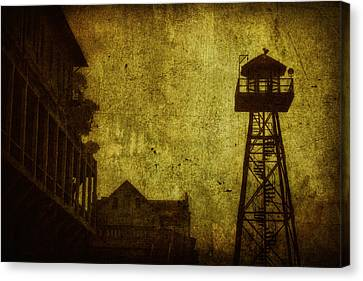 Diminished Dawn Canvas Print by Andrew Paranavitana