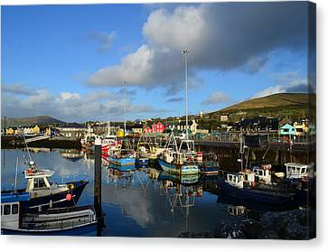 Dingle Canvas Print by Barbara Walsh