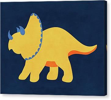 Dino 444 Canvas Print by Tamara Robinson