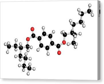 Dioctyl Terephthalate Plasticiser Canvas Print by Molekuul