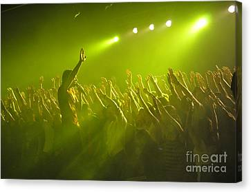 Disciple-kevin-9547 Canvas Print by Gary Gingrich Galleries