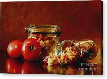 Discover A Taste Of Italy  Canvas Print by Inspired Nature Photography Fine Art Photography