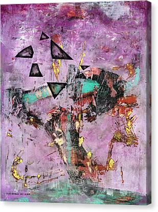 Disfunction Canvas Print by Antonio Ortiz