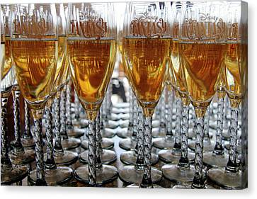Cheers Canvas Print - Disney Fantasy Cruise Inaugural by Kymri Wilt