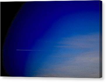 Distant Flight 5  Canvas Print