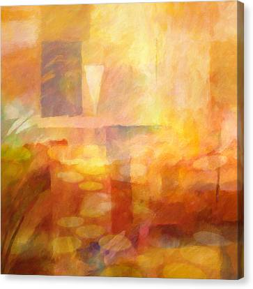 Distant Impressions Canvas Print by Lutz Baar