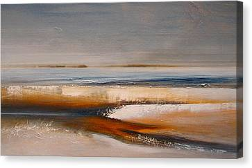 Canvas Print - Distant Shore by Roland Byrne