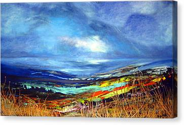 Distant Vista Canvas Print
