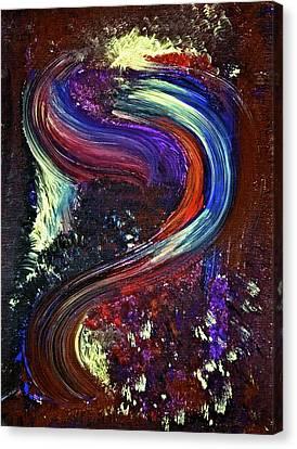 Diversion Canvas Print