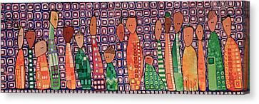 Diversity Canvas Print