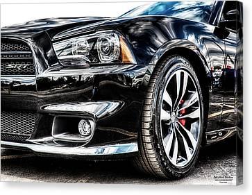 Dodge Charger Srt Canvas Print
