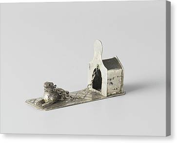 Doghouse, W. Freen Canvas Print by Quint Lox