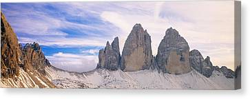 Dolomites Alps, Italy Canvas Print