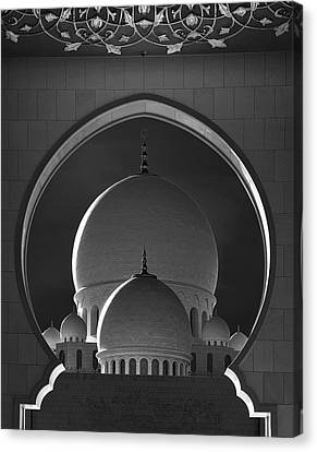 Cupola Canvas Print - Dome Framing by Ahmed Thabet