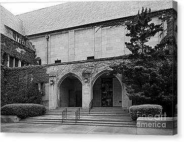Dominican University Mazzuchelli Hall Canvas Print by University Icons