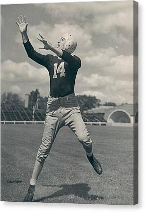 Sports Legends Canvas Print - Don Hutson Poster by Gianfranco Weiss