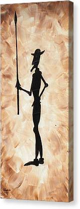Don Quijote Canvas Print