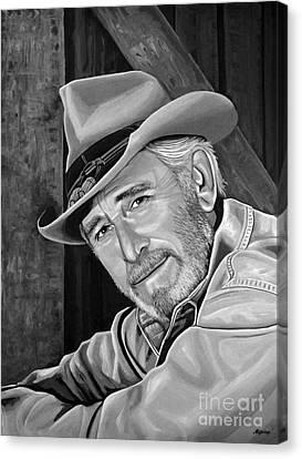 Jackson Canvas Print - Don Williams by Meijering Manupix