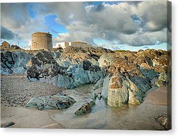 Donabate Martello Tower Canvas Print