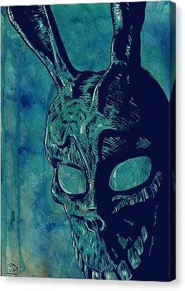 Donnie Darko Canvas Print by Giuseppe Cristiano