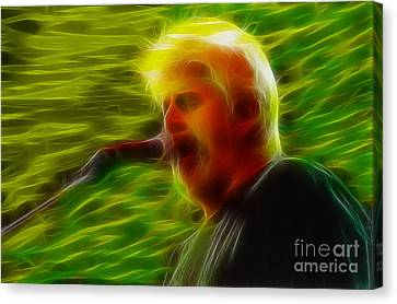 Doobies-95-michael-gc34-fractal Canvas Print by Gary Gingrich Galleries