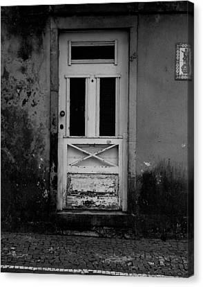 Door-8 Canvas Print