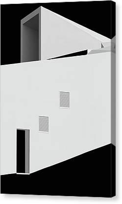 Door And Windows Canvas Print
